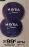 RiteAid Nivea Creme Tins w/ Wellness Card