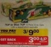 RiteAid 7UP or Diet 7UP 12 Pack + $3 Up Reward