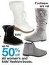 Kmart All Women's & Kids' Fashion Boots