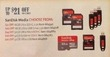 Costco SanDisk 16GB Ultra SDHC 2 pk