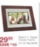 "Office Depot Sherri 7"" Digital Picture Frame"