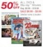 Office Depot All DVD & Blu-Ray Movies
