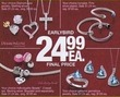 Kohls Genuine Gemstone Jewelry