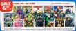 Toys R Us Select DVDs (In-Store Only)