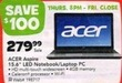 "Toys R Us Acer Aspire 15.6"" LED Laptop w/ Celeron CPU"