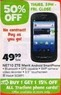 Toys R Us Net10 ZTE Merit Android SmartPhone (No Contract)