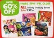 Toys R Us All Disney Treasury Books