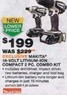 Home Depot Makita 18v Lithium-Ion Compact 2 Piece Combo Kit