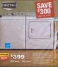 Home Depot Maytag Centennial HE 7 cu. ft. Electric Dryer
