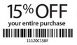 Half Price Books Entire Order - Printable Coupon