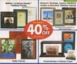 A.C. Moore Newport, Heritage, Legacy, Medford, Avalon or Moments Tabletop Frames