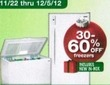 Sears Outlet Freezers