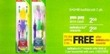 CVS Pharmacy GUM Toothbrush 2 Pack + $2.50 Extrabucks