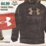 Dicks Sporting Goods Under Armour Storm Tackle Twill Hoodie