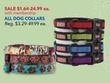 PetSmart All Dog Collars w/ PetPerks Card
