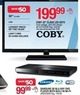 "Navy Exchange Coby BDE5900 32"" LED HDTV"