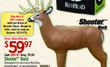 Bass Pro Shops Shooter Buck (After Rebate)