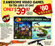 Bass Pro Shops Bass Pro Shops Outdoor Mega Pack (Wii)