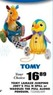 Blain's Farm and Fleet TOMY Waddles The Pull Along Penguin