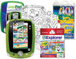 ToysRUs Big Book LeapFrog LeapPad2 Explorer Crayola Creativity Bundle
