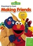 ToysRUs Big Book Sesame Street Preschool is Cool: Making Friends DVD