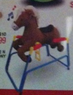 Kmart Toy Book Bounce N Ride Pony