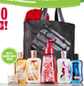 Bath & Body Works 2012 V.I.P Bag w/ 7 Merry Must-Haves w/ $40 Purchase