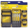Ace Hardware Irwin 74 Pc. Wood/Drill/Fastener Drive Set