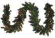 Ace Hardware 9' Pre-Lit Great Falls Premium Garland
