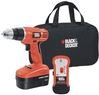 Ace Hardware Black &amp; Decker Cordless Drill w/ Stud Sensor