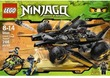 Target Toy Book LEGO Ninjago Cole's Tread Assault 9444