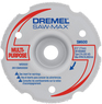 AAFES Dremel Saw Max Multipurpose Carbide Flush Cut Wheel