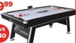 Sports Authority Icetime Air Hockey Table