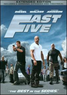 Kmart Thanksgiving Fast Five DVD