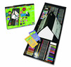 BJs Toy Catalog Art 101 196-Piece Kids Tri-Fold Art Set