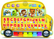 BJs Toy Catalog LeapFrog Touch Magic Learning Bus