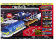 BJs Toy Catalog JAKKS Pacific Power Trains Auto Loader City Train Set