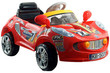 BJs Toy Catalog Lil' Rider Red Racer Battery-Powered Sports Car with Remote