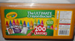BJs Toy Catalog Crayola The Ultimate Crayon Bucket - 200 Crayons