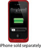 Best Buy Mophie Juice Pack Air Charging Case for iPhone 4 + Free $20 Gift Card