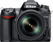 Best Buy Nikon D7000 16.2-Megapixel Digital SLR Camera Kit