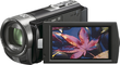 Best Buy Sony DCR-SX85/B 16GB Flash Memory Camcorder + Case, Battery & 8GB SD Card