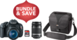 Best Buy Canon EOS Rebel T3i DSLR Camera Bundle