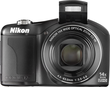 Best Buy Nikon Coolpix L610 16MP Digital Camera + Case & SD Card