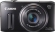 Best Buy Canon PowerShot SX260 HS 12.1-Megapixel Digital Camera + Case & SD Card