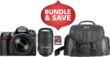 Best Buy Nikon D7000 DSLR Camera, 55-300mm VR Lens, Free 32GB Memory Card, & Free Camera Bag