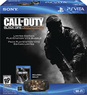 Best Buy Call of Duty: Black Ops Declassified Limited Edition PS Vita Wi-Fi Bundle