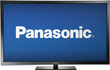"Best Buy Panasonic TC-L55ET5 55"" 1080p 120Hz LED HDTV + 4 Pairs of 3D Glasses"