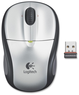 Best Buy Logitech M325 Wireless Laser Mouse - Silver