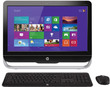 Office Max HP Pavilion All-in-One Desktop w/ AMD EZ-1800 CPU, 6GB, 500GB HDD
